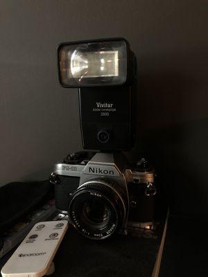 Nikon FG 20 Film Camera for Sale in Fairfax Station, VA