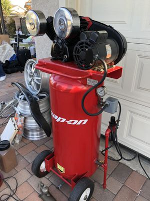 Snap-on air compressor for Sale in Whittier, CA
