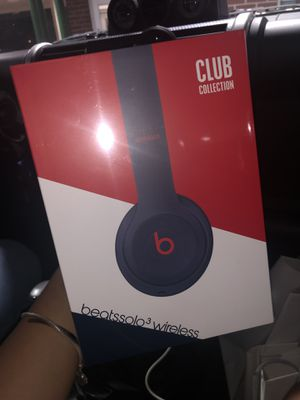 Beats solo 3 wireless for Sale in Westminster, CO