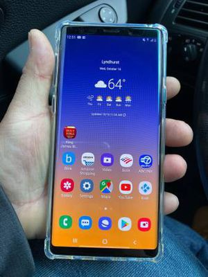 T-Mobile Samsung galaxy note 9 350 cash firm no bs for Sale in Rutherford, NJ