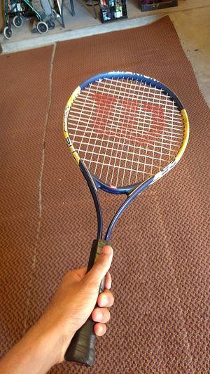 Wilson Tennis Racket (kids/Juniors) for Sale in Albuquerque, NM