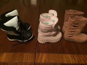 Girls snow boots for Sale in Schenectady, NY