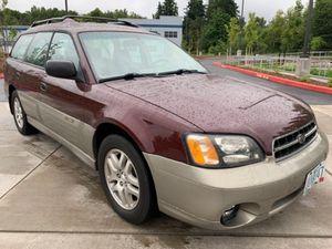 2000 Subaru Legacy Wagon for Sale in Portland, OR