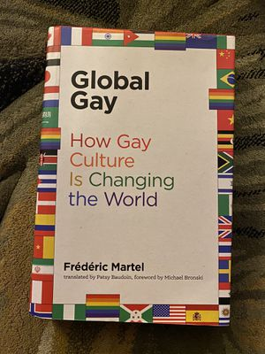 Global Gay (How Gay Culture Is Changing the World) for Sale in Medford, MA