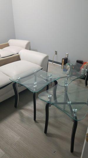 Leather sofa loving room set for Sale in Nashville, TN
