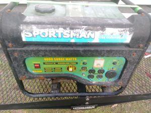 4000 watt Generator for Sale in Tampa, FL