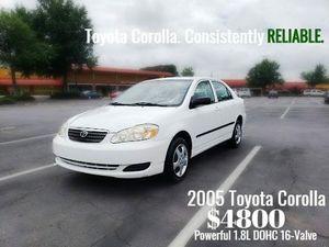 2005 Toyota Corolla Ce for Sale in Duluth, GA