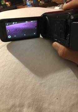 Canon Vixia HFR800 for Sale in Porterville,  CA