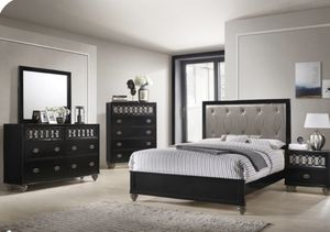 Modern King Bedroom Set for Sale in Siloam Springs, AR