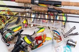 ****Professional quality fishing gear **** for Sale in Houston, TX