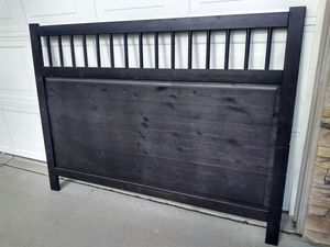 Queen headboard for bed ikea for Sale in Chino Hills, CA