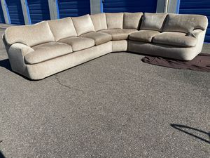 Beautiful Sectional LIKE NEW for Sale in Tucson, AZ