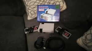 HD Classic NES w/ 621 Loaded games for Sale in Pearland, TX