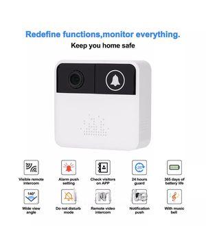 Doorbell Camera -WIFI- SICK CAMERA for Sale in Santa Clarita, CA