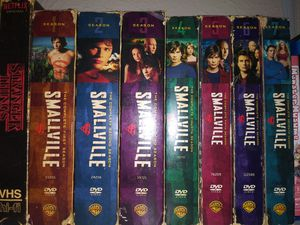 Smallville seasons 1 thru 7 for Sale in Irving, TX