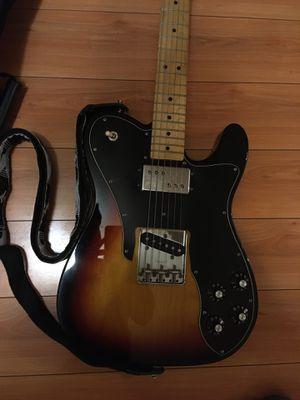 Fender 72 Telecaster Custom Reissue - MIM for Sale in Dallas, TX
