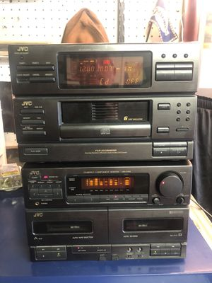 JVC compact stereo system for Sale in San Diego, CA