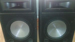 DIGITAL PRO AUDIO SPEAKERS for Sale in Los Angeles, CA