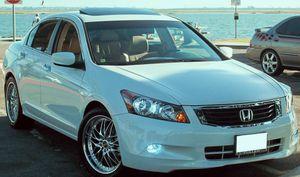 White2OO9 Honda Accord EXL Price $14OO for Sale in Alexandria, VA