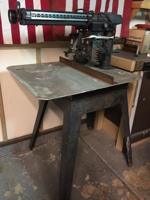 Craftsman radial arm saw for Sale in Vallejo, CA