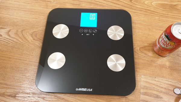GoWise Body Fat Scale LIKE NEW