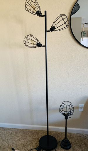2 lamps from Kirklands for Sale in Fort Sill, OK