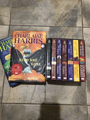 Sookie Stackhouse Collections for Sale in Arroyo Grande, CA