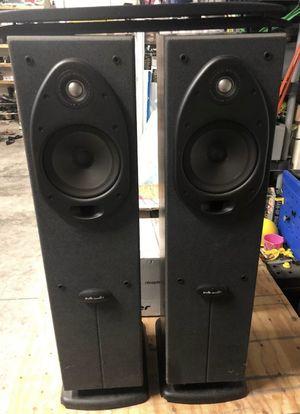 Polk Audio Surround Sound (Center, Front, Back) for Sale in La Center, WA