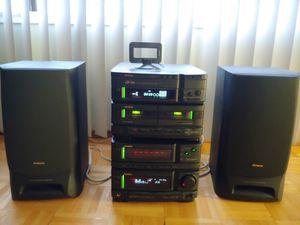 Aiwa compact audio system for Sale in San Jose, CA