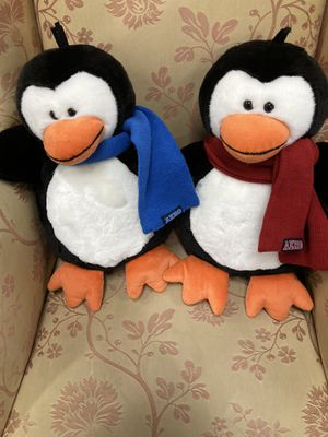 Him and hers love penguins (big) for Sale in Naperville, IL