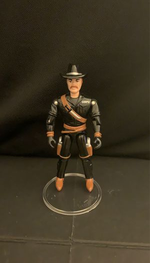 Vintage 1997 Lanard The Corps! Shooting Sam Collectors Edition plastic Action Figure for Sale in Gilbert, AZ