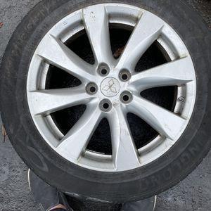 Rims Tires Original Mitsubishi Outlander Sports for Sale in New York, NY