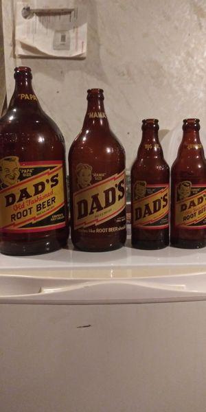 Dads Rootbeer Bottles for Sale in Rich Creek, VA