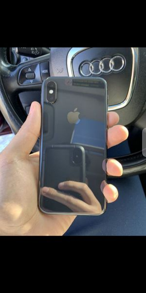 iPhone x for Sale in Addison, TX