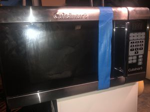 Cuisinart CMW-100 Microwave very clean, barely used for Sale in Los Angeles, CA