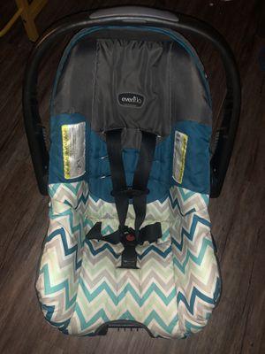 Evenflo infant car seat for Sale in Riverside, CA