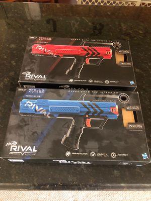 2 Nerf rival guns for Sale in Stuart, FL