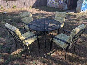 Patio Table Set $100 for Sale in Dallas, TX