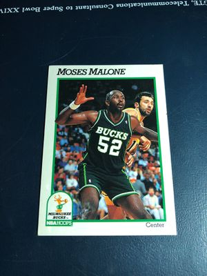 Moses Malone#394 for Sale in Grosse Pointe Park, MI