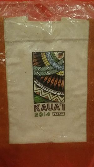 Valve Corp Kaua'i 2014 Tote Bag for Sale in Granite Falls, WA