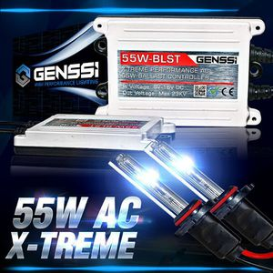 55w A/C HID Kit Conversion Ultra Slim Performance Xenon for Sale in Dallas, TX