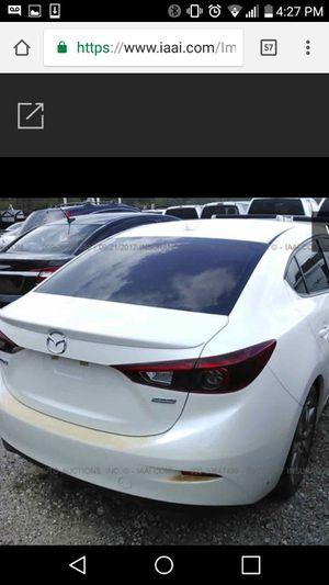 2014 Mazda 3 for parts bumper trunk taillight suspension for Sale in Mount Prospect, IL