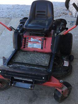 Troy Bilt 42 Inch Zero Turn Mower for Sale in North Royalton,  OH