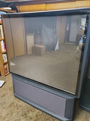 Sony 60 inch rear projection tv for Sale in North Canton, OH