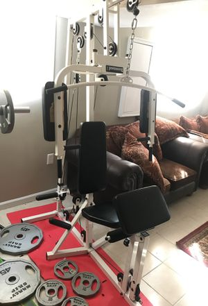 Powerhouse fitness gym equipment for Sale in Forest Heights, MD