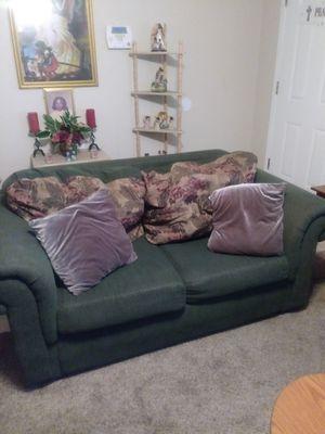Living room set. Sofa loveseat coffee table set for Sale in Glendale, AZ
