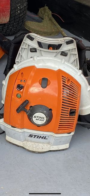 Stihl br600 runs strong no issues for Sale in Fort Washington, MD