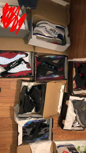 Jordans sz 6.5 for Sale in Missouri City, TX