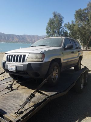Parting out 2004 jeep grand cherokee 4x4 for Sale in San Jacinto, CA
