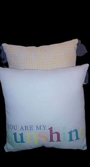 Decorative pillows for Sale in Spring, TX